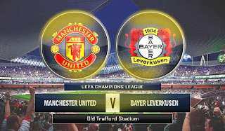 manchester united vs bayer leverkusen
