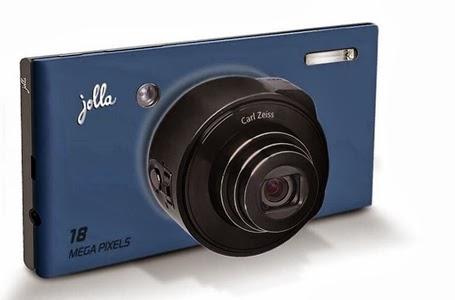 Jolla camera