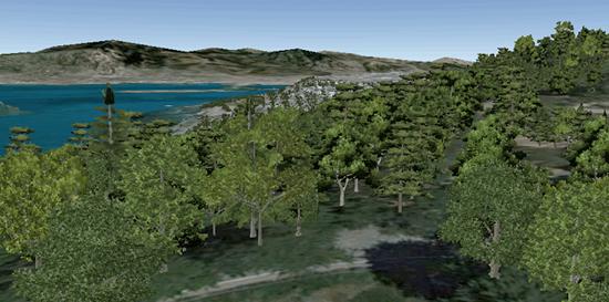 Penampakan Google Earth 6
