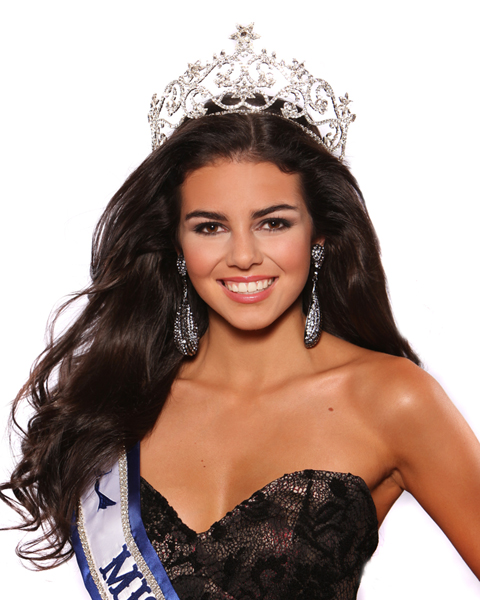 Colorado 2012 teen miss Marybel Gonzalez