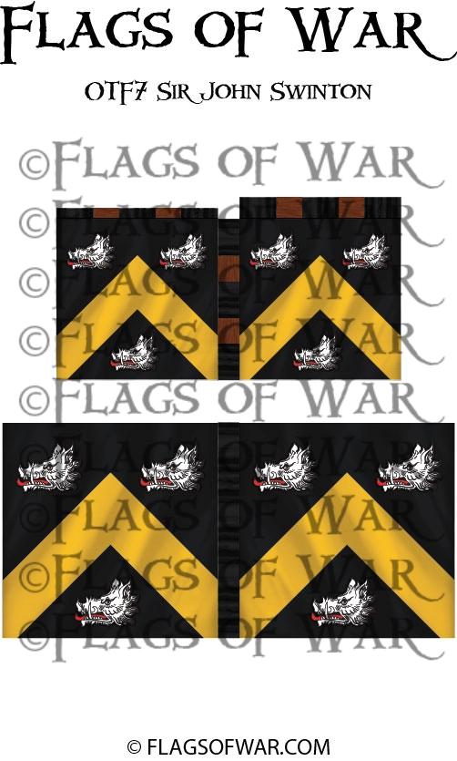 Flags of War: 28mm Ott...