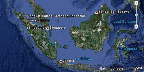 atlantis yang hilang ternyata adalah indonesia