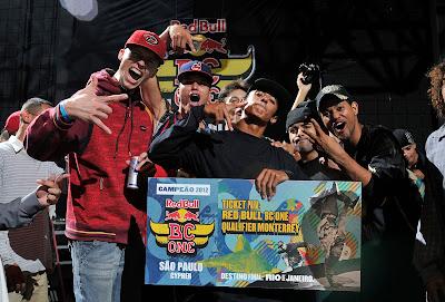 Sai o vencedor da eliminatória nacional de Mundial de B-boys realizada em São Paulo