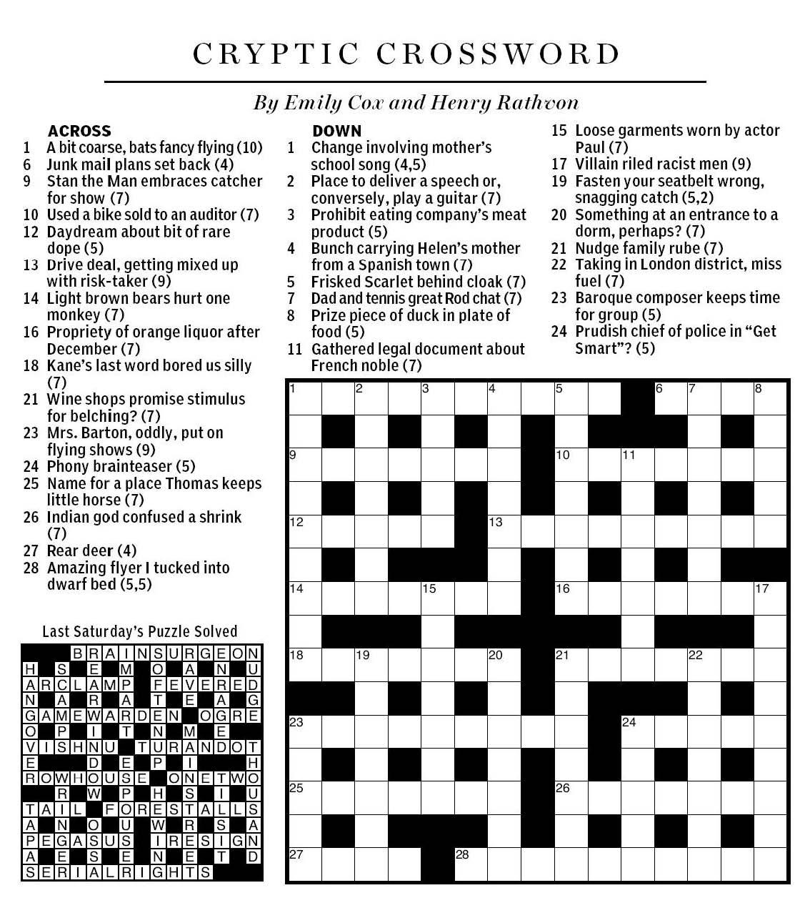 Bode Crossword Clue Bode