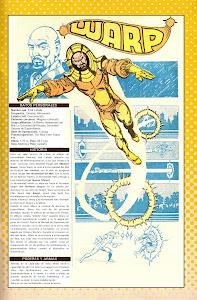 Ficha DC Comics Warp