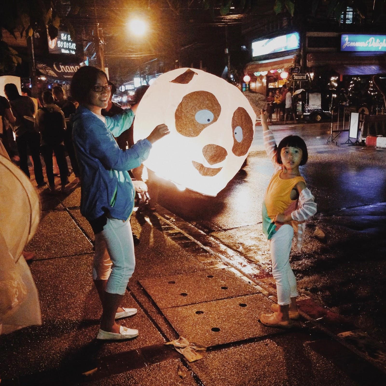 La lanterna più bella! - foto di Elisa Chisana Hoshi