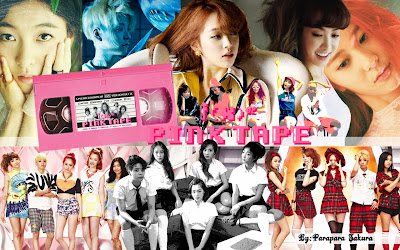 f(x) 2013 wallpaper  Pink Tape] Wallpapers