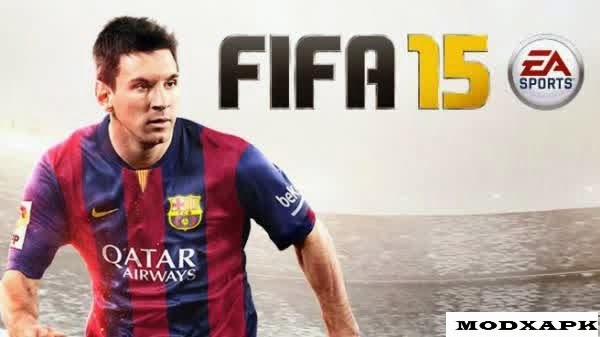 FIFA 15 Ultimate Team FULL 1.2.0 Mod APK+DATA