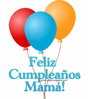 imagen de cumpleaños para mi mamá