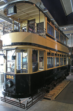 A brum tram, also 3ft 6inch.