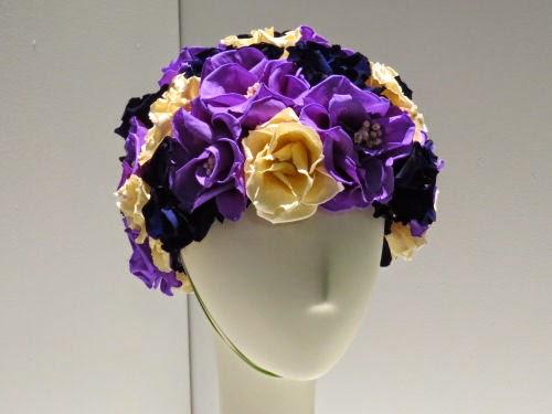 Philadelphia Flower Show Hats: Ester Williams