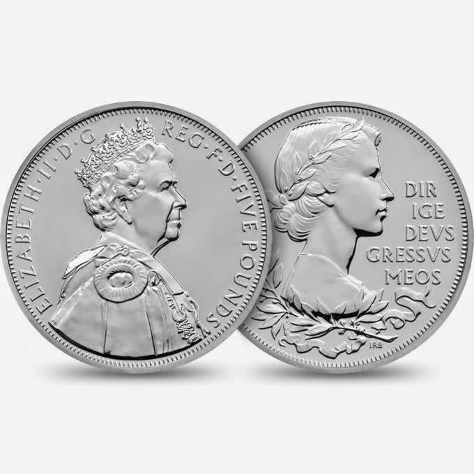 Queen Elizabeth diamond jubilee portrait
