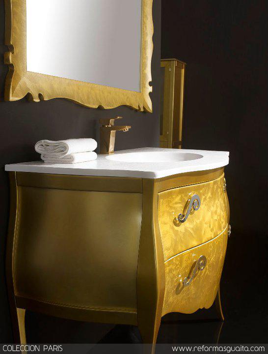 muebles de bao clasicos