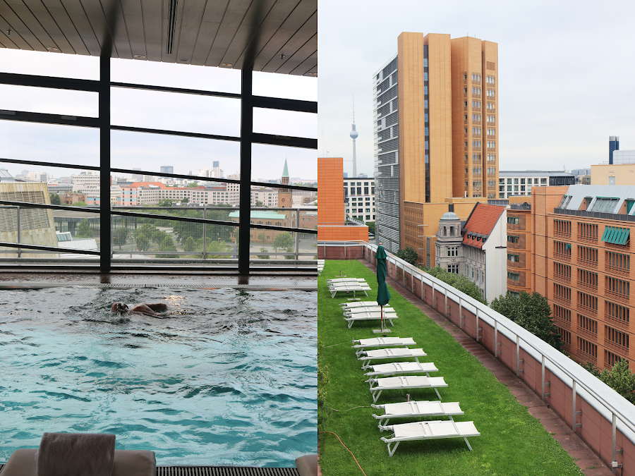 Where to stay in Berlin: Grand Hyatt