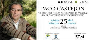 """Conferencia: """"El futuro de las centrales nucleares españolas"""""""