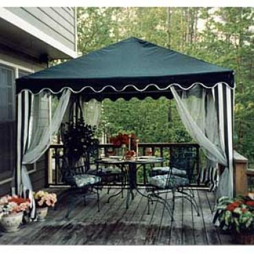 A canopy is an item that is both for luxury and function. There is really nothing like having a beautiful shelter to relax under with a filmy romantic ... & Ace Canopy: The Benefits And Beauty Of Garden Canopies