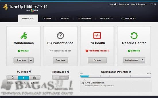 TuneUp Utilities 2014 14.0.1000.145 Final Full Keygen 2