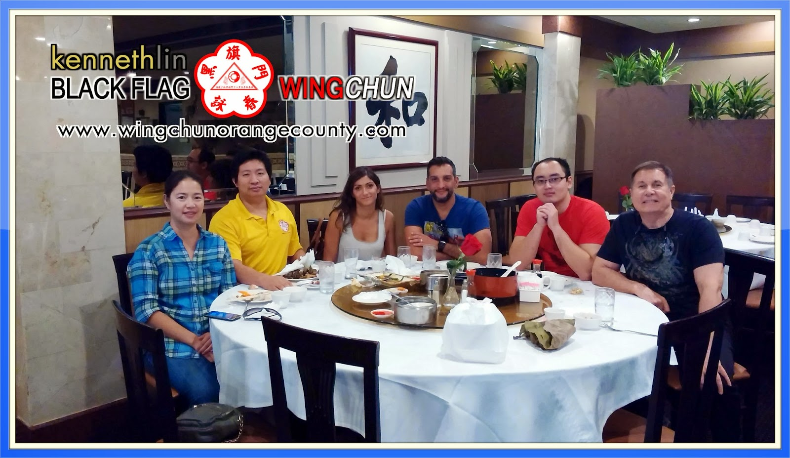 Wing chun chiavari mangiare cinese con il sukong lin in for Mangiare cinese