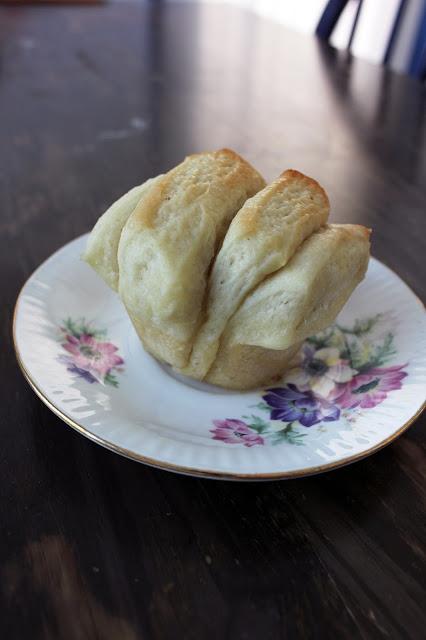 Recipe for Honey Butter Pull Apart Rolls by freshfromthe.com.
