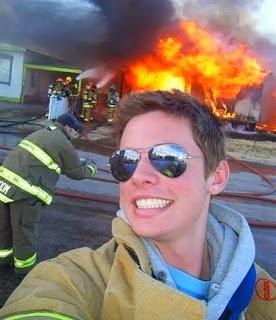 Pemadam kebakaran narsis
