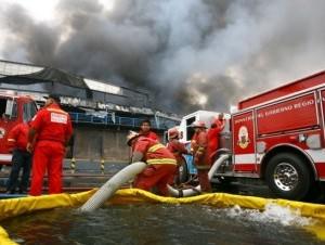 En Perú, 24 muertos en incendio en centro de rehabilitación