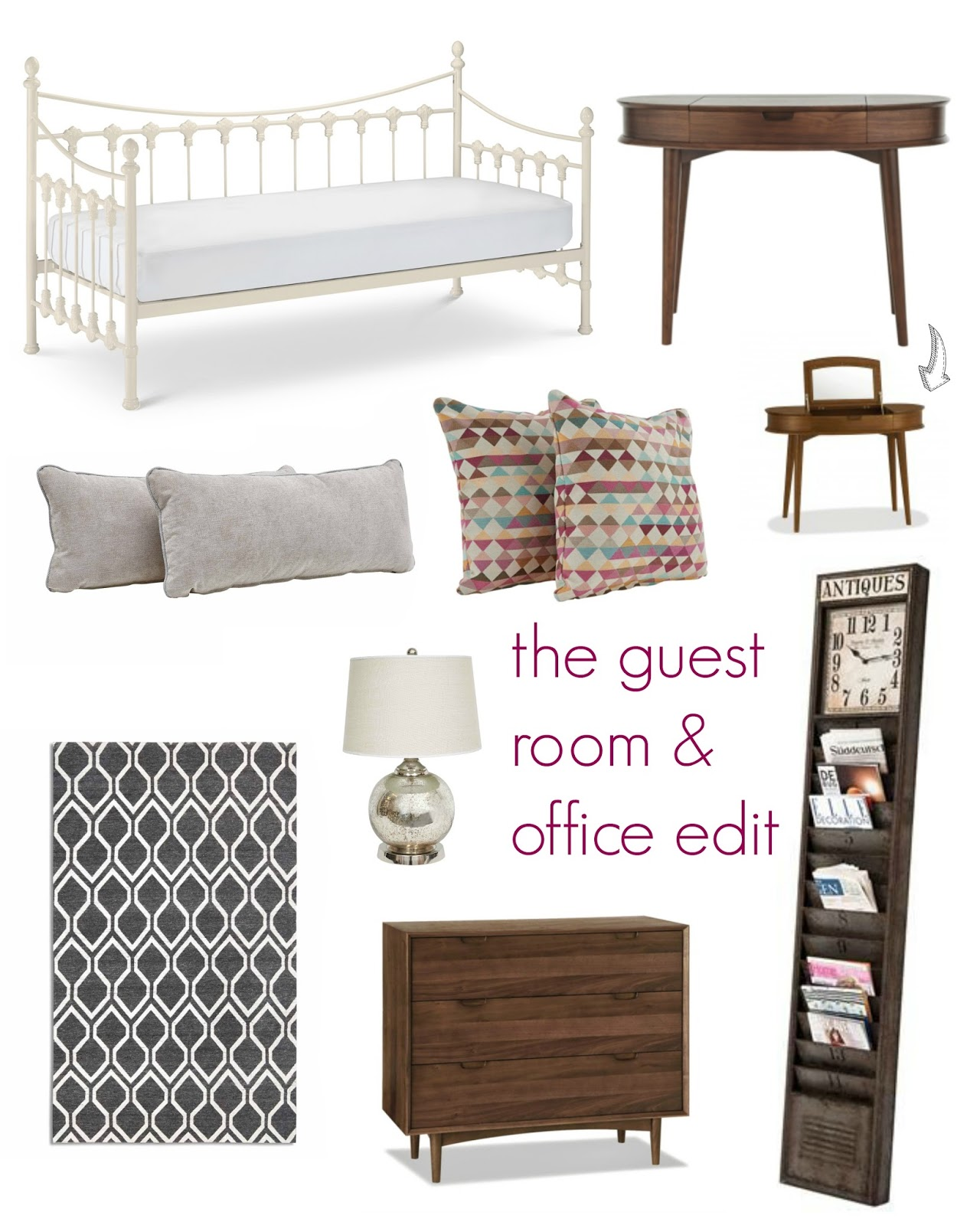 V I Buys How To Create The Perfect Guest Room And Office Space Mamas V I B