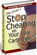Stop Cheating On Your Low-Carb Diet!