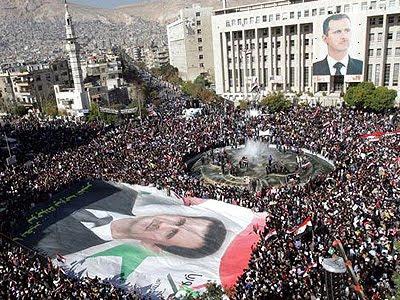 Syria, Bashar Al-Assad