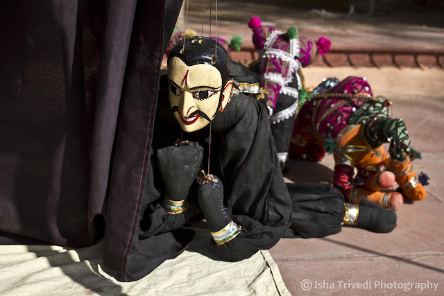 The Puppets - Clicked by Isha Trivedi