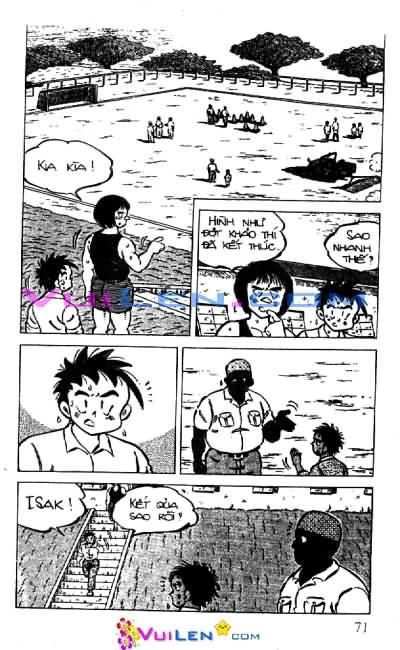 Jindodinho - Đường Dẫn Đến Khung Thành III  Tập 45 page 71 Congtruyen24h