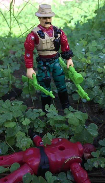 1993 Bazooka, Battle Corps, 2005 Crimson Guard, TRU Exclusive