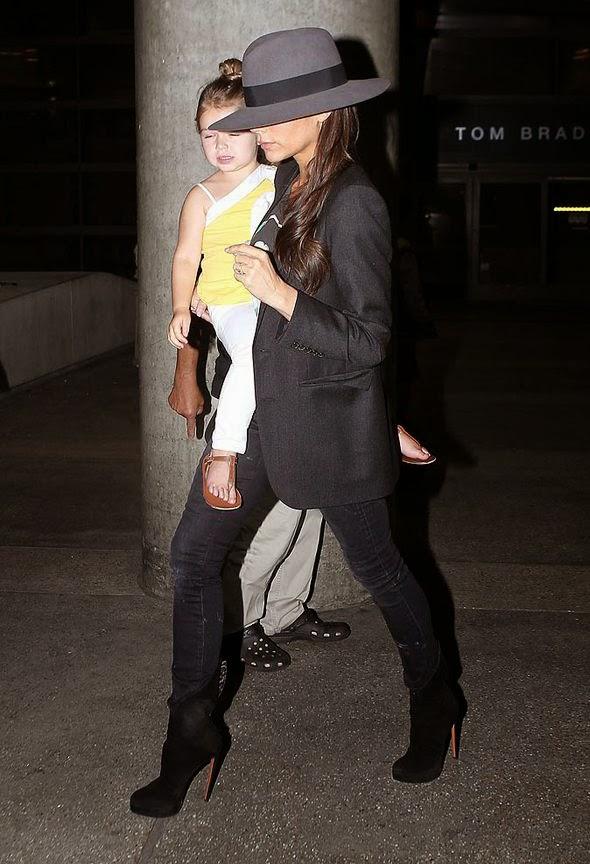 Victoria Beckham Leather ankle boots U0dJx