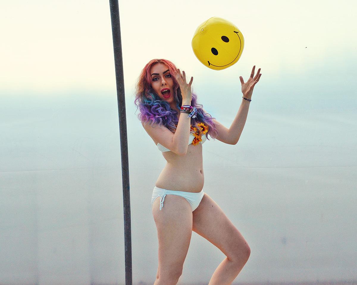 The Treasure Chest Accessories Sunflower Bikini
