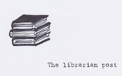 The librarian post: andiamo in biblioteca?