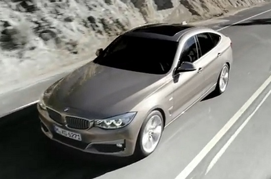 BMW 3-Series Gran Turismo