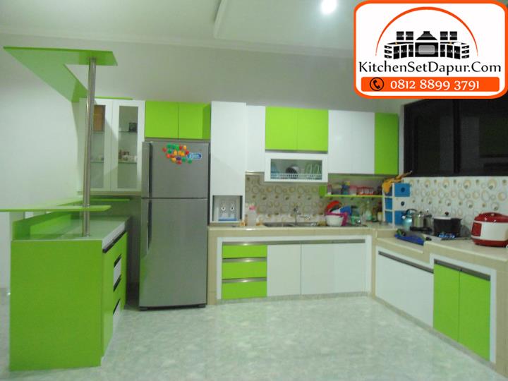 Tukang kitchen set pamulang murah hub 0812 8899 3791 for Tukang kitchen set