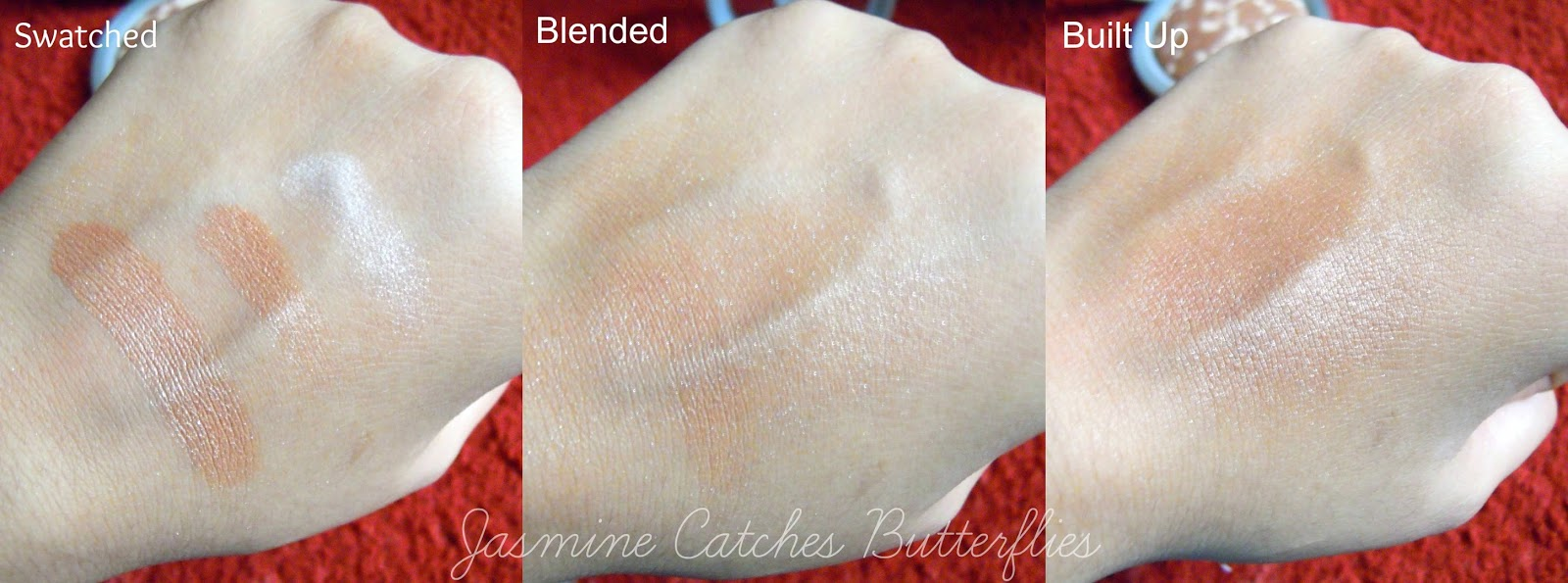 Sweet Touch England Glam 'N' Shine - 501 Bronzing Natural