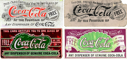 First Coca Cola Coupon