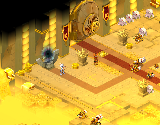 Wakfu Asia, Enurado the Golden Realm