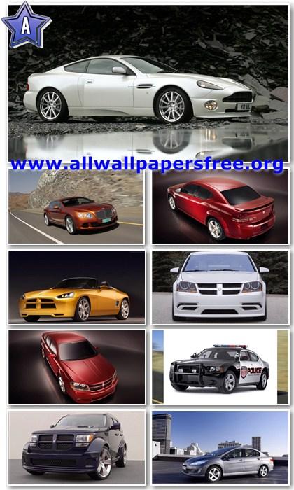 100 Impressive Cars HD Wallpapers 1366 X 768 [Set 6]