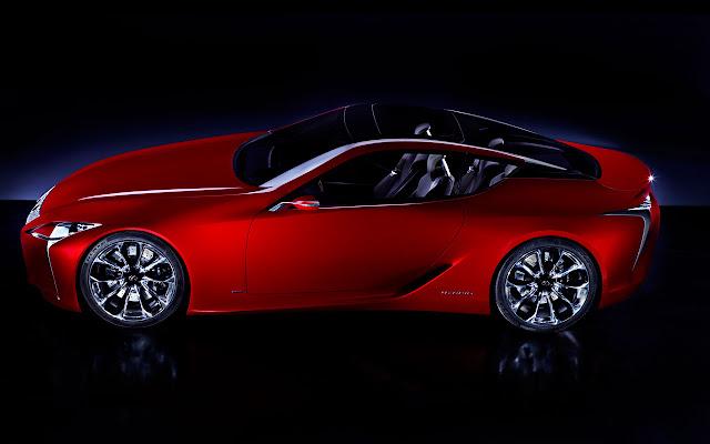 Lexus LF-LC Concept side