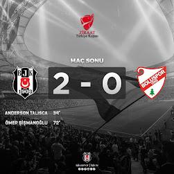 Ziraat Türkiye Kupası Maç Sonucu