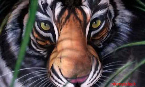 geger harimau siluman di yogya