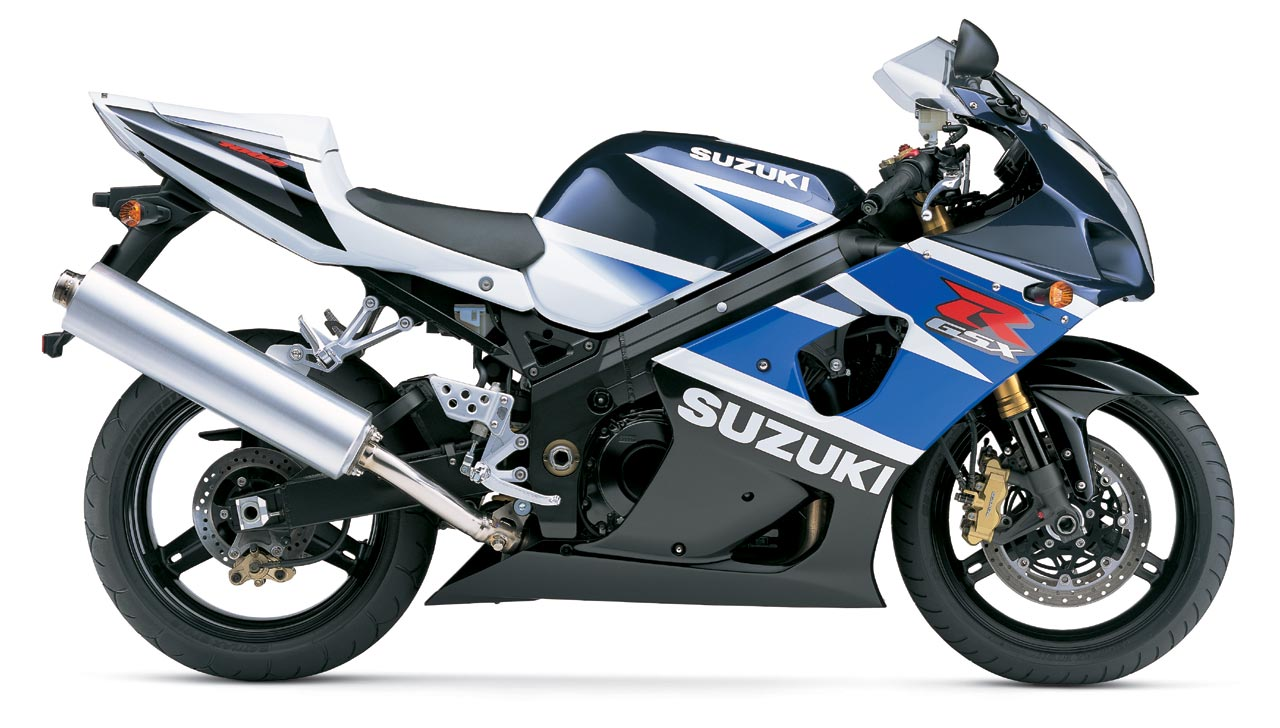 This is a 2003 Suzuki GSX-R