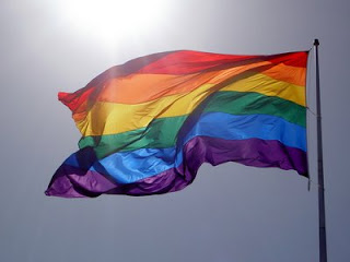 bandeira do movimento gay