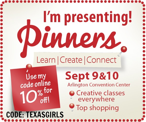 Join me at Pinners