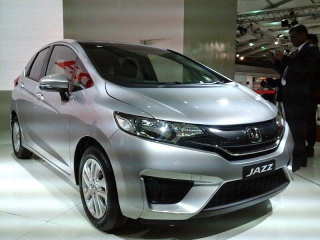 Mobil Honda Jazz Versi MPV Masuk Indonesia