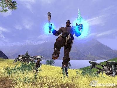 Vanguard Saga of Heroes Druid