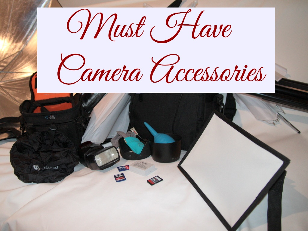 must have camera accessories?