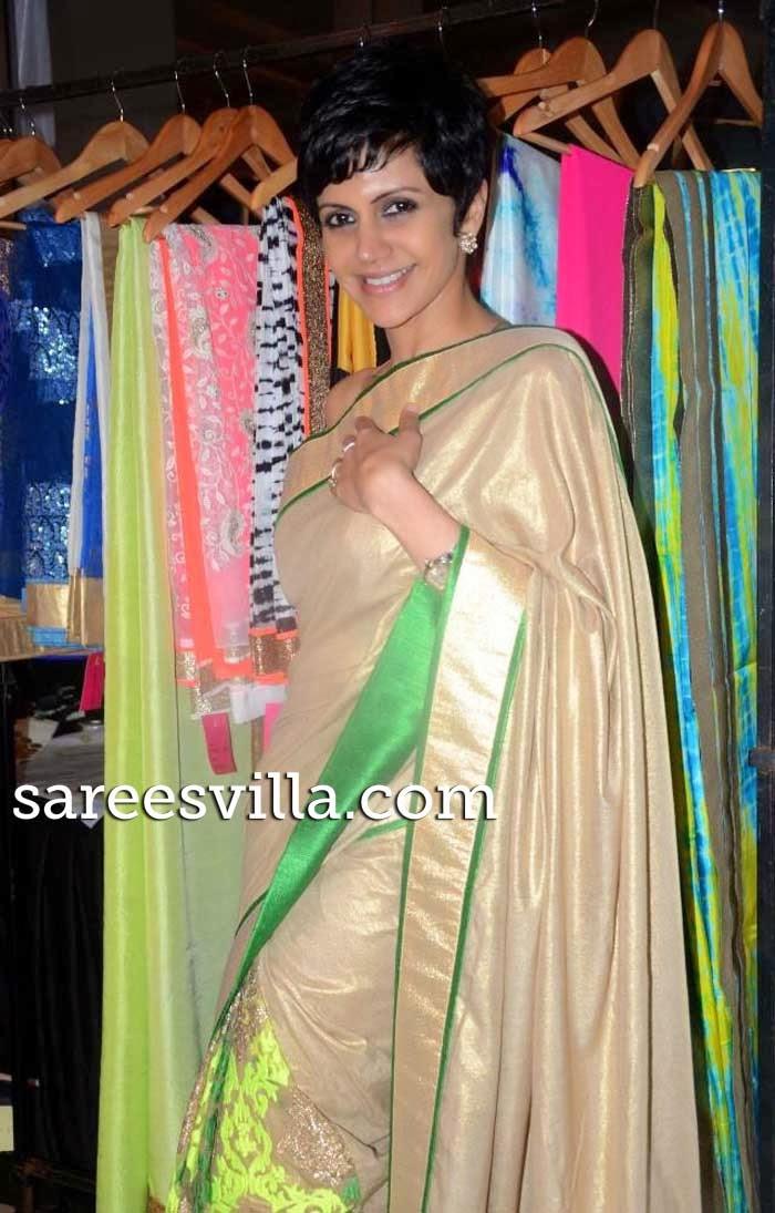 Actress Mandira Bedi